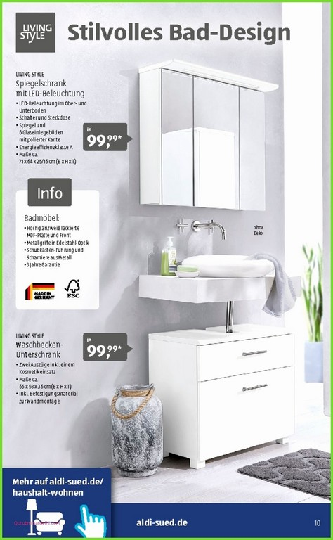 Bad Unterschrank Aldi Luxus Badmobel Aldi Southlandsidewalks within measurements 960 X 1557