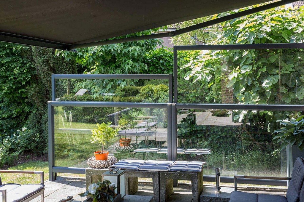Der Flexible Windschutz Fr Ihre Terrasse Zum Werkspreis throughout sizing 1280 X 853
