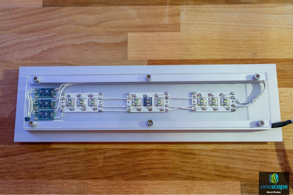 Diy Led Lampe Selber Bauen Aquariumbeleuchtung Aquascaping Forum with regard to size 1400 X 934