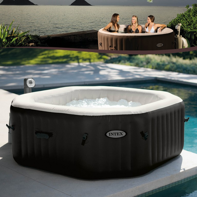 Intex 128456 Whirlpool Spa 218x71cm Pool Badewanne Badewanne inside size 1500 X 1500