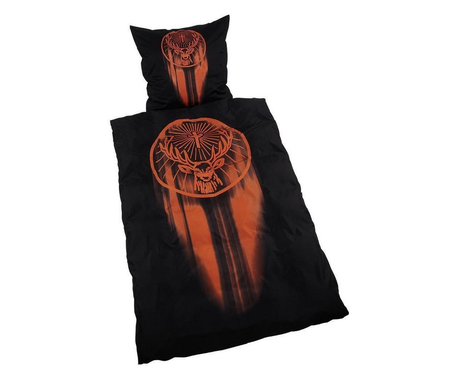 Jagermeister Bed Linen Stag New In Collectables Breweriana throughout size 1301 X 1074