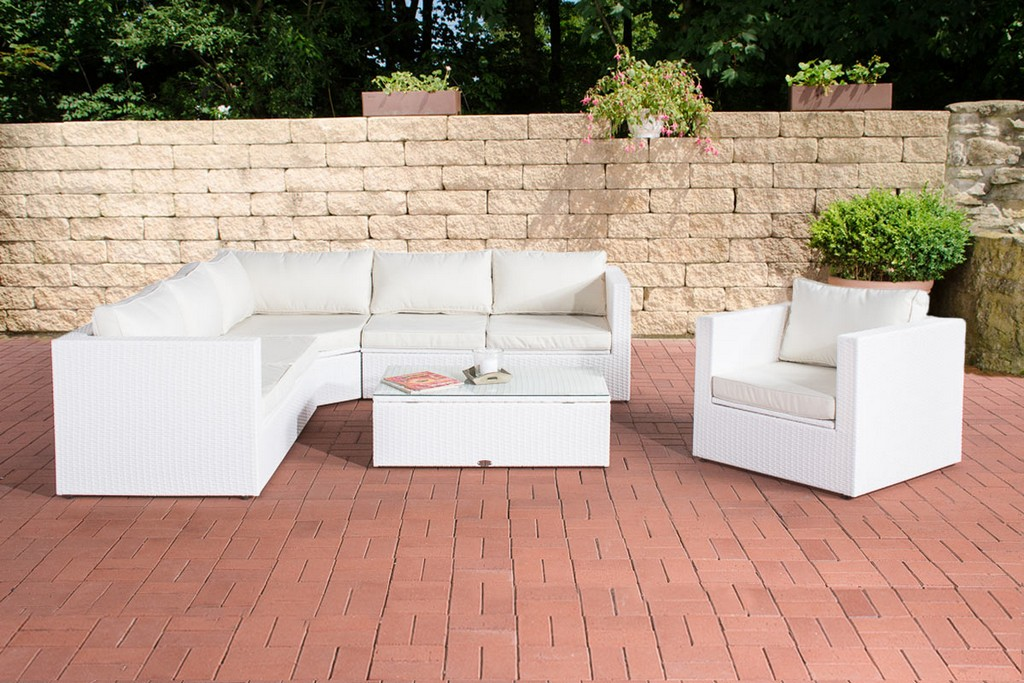 Rattan Lounge Set Tibera Gartenmbel Set Polyrattan Loungembel Set for sizing 1200 X 800