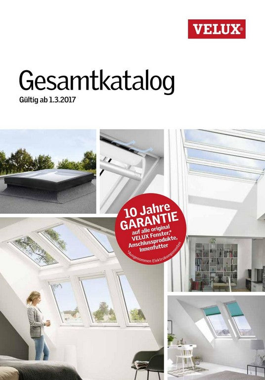 Velux Gesamtkatalog 2017 Werbeagentur 4c Media Issuu within sizing 1044 X 1497