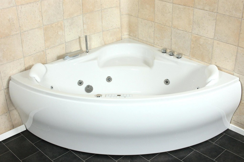 Badewanne Fur 2 Personen Eckbadewanne Ga 1 4 Nstig Cool Auf with measurements 1966 X 1310