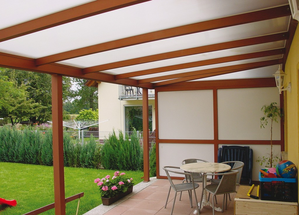 Terrassenberdachung Sind Doppelstegplatten Oder Glas Besser with regard to measurements 2126 X 1535