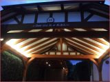Carport Beleuchtung 66690 Grozgig Beleuchtung Carport Led Galerie with regard to size 3664 X 2748