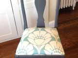 Chair Makeover The Queens New Clothes within dimensions 1821 X 2795