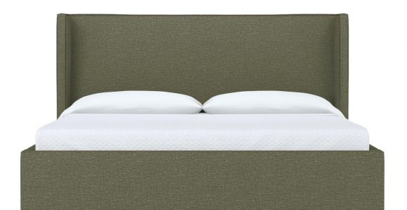 Couch Boxspring Everett Upholstered Bed Sofa Mit Federung Test regarding measurements 1400 X 1400
