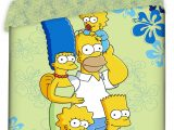 Die Simpsons Bettwsche Family 100 Baumwolle Onlineshop Fr inside size 2700 X 4126