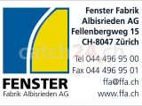 Fenster Fabrik Albisrieden Ag throughout sizing 1175 X 827