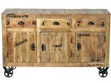 Industrial Mbel Sideboard Kommode Aus Massivholz Moebeldeal throughout proportions 3784 X 2346