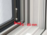 Is Plus Rahmen Fenster 100x120cm A Knauber Freizeitde intended for dimensions 1024 X 1024