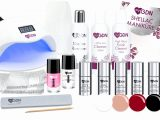 Jolifin Uv Lampe Mygdn Shellac Starter Set Premium Von German Dream with regard to proportions 1400 X 933